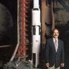 dave and saturn v model